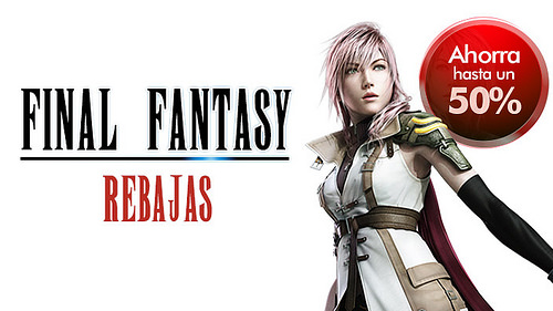 Final Fantasy rebajas psn