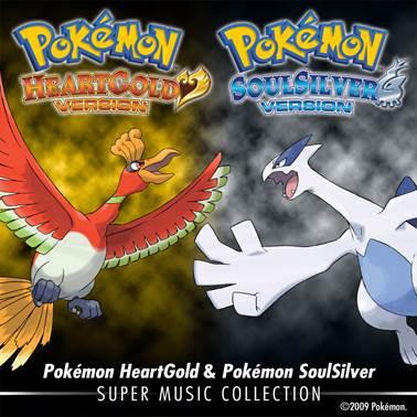Pokemon Heartgold Soulsilver Super Music Collection