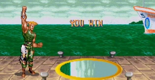 Street Fighter Portal