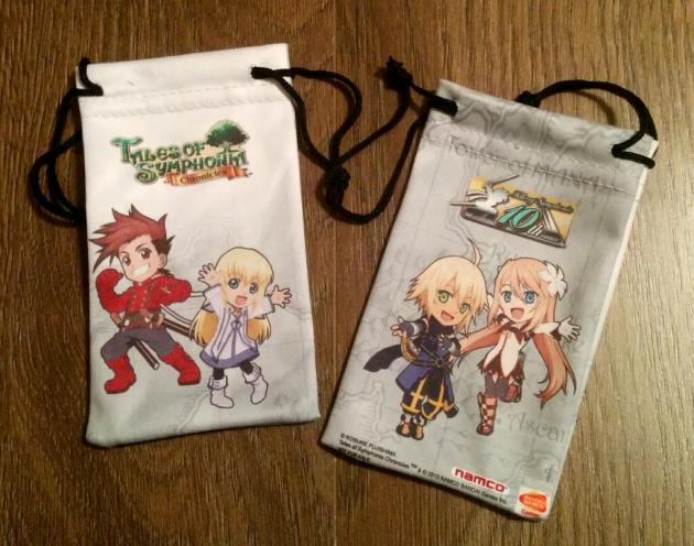 Tales of Symphonia Chronicles funda smartphone
