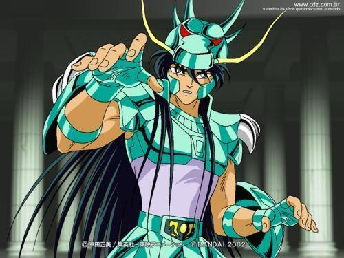 shiryu dragon saint seiya