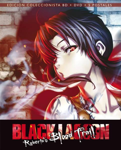 Black Lagoon Roberta Blood Trail Selecta