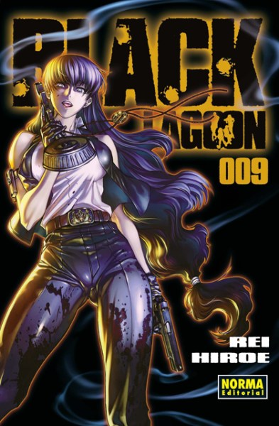 Black Lagoon tomo 10