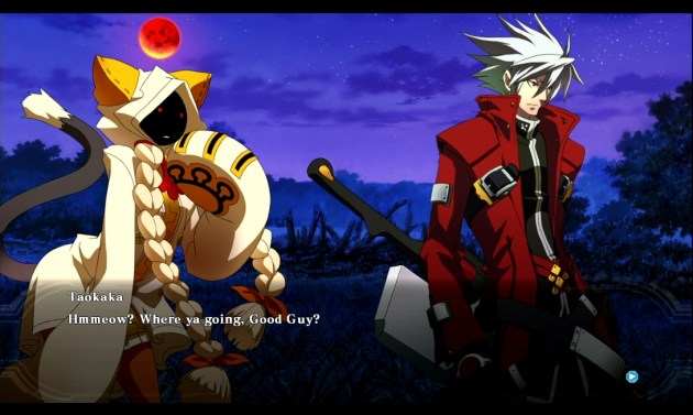BlazBlue Chrono Phantasma english 01