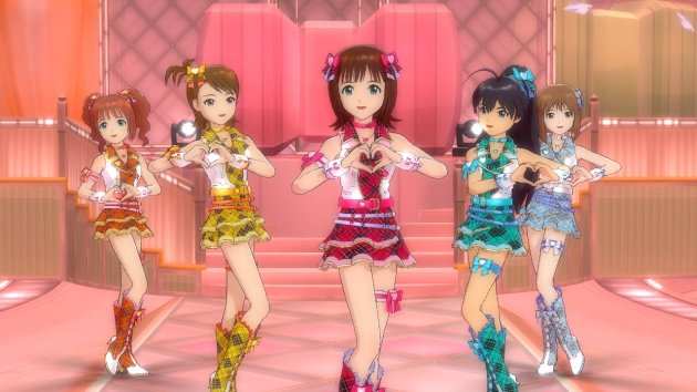 the idolmaster one for all 04
