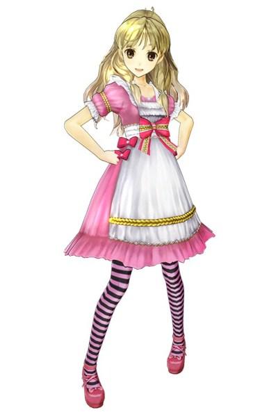 Ayesha Pinky Doll 01