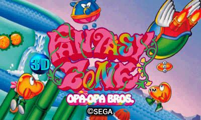 Fantasy Zone Opa Opa Bros 3D 02