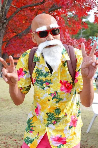 abuelo cosplayer 03 397x600 Tomoaki Kohguchi, el abuelo del cosplay