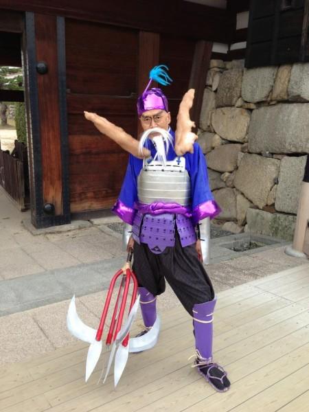 abuelo cosplayer 09 450x600 Tomoaki Kohguchi, el abuelo del cosplay
