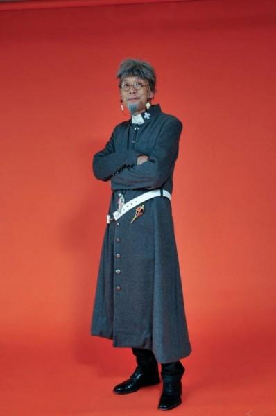 abuelo cosplayer 11 398x600 Tomoaki Kohguchi, el abuelo del cosplay