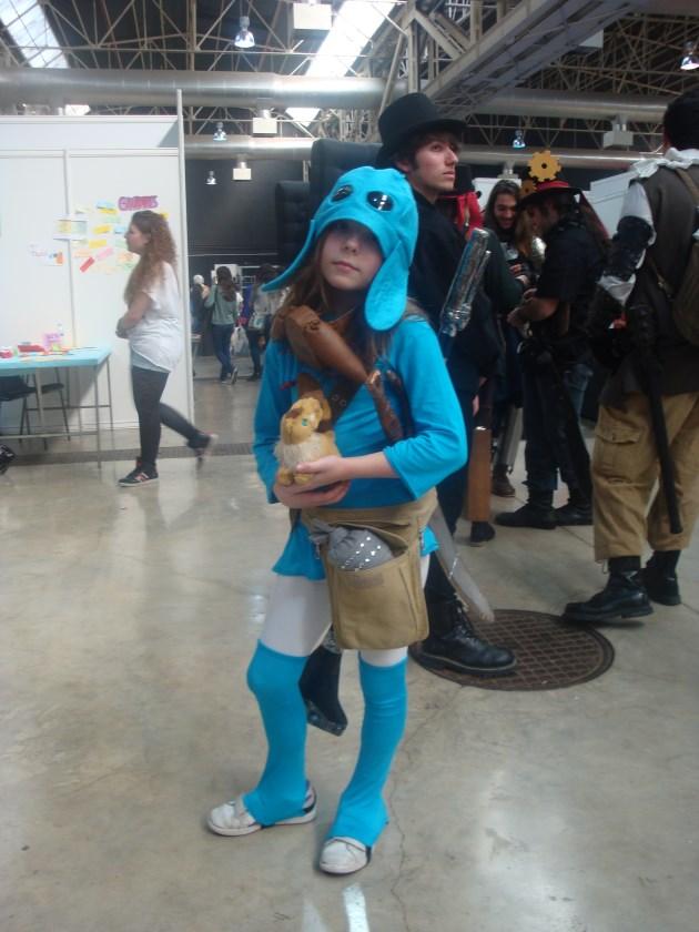 nausicaa cosplay