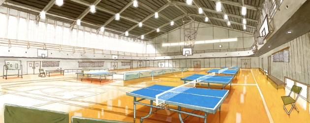 ping pong anime escenario 3