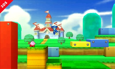super smash bros mario 3d land 01