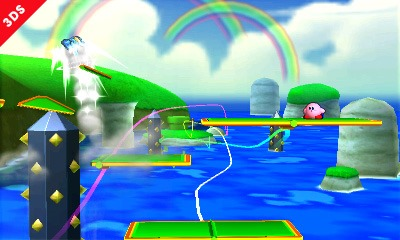 super smash bros mario 3d land 04