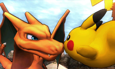 Charizard Smash Bros 3DS WiiU (5)