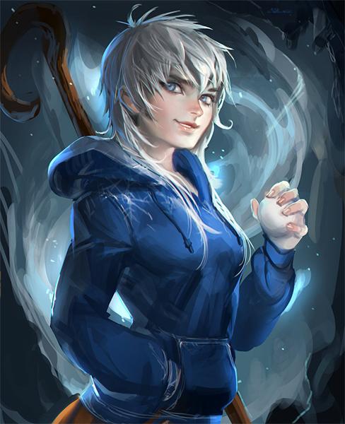 Sakimichan-Jack-Frost-El-Origen-de-los-Guardianes