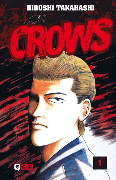 crows ecc ediciones