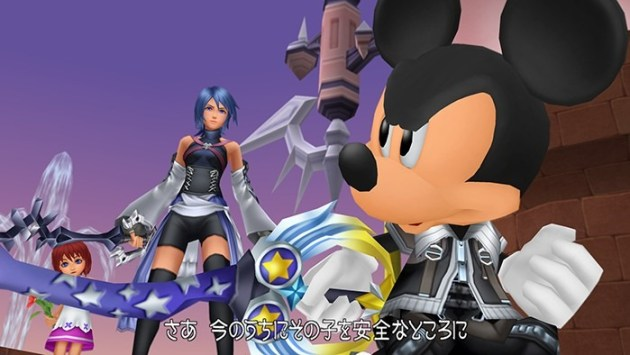 Kingdom Hearts HD 2 5 ReMIX 11