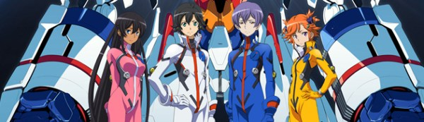 Captain Earth anime