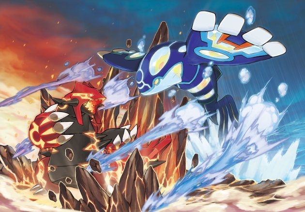Groudon-Kyogre-Primigenio-Pokemon-artwork