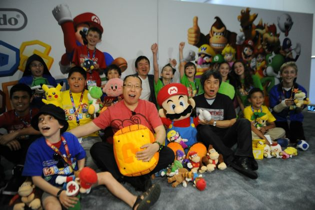 Miyamoto Nintendo 3