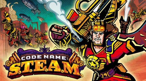 code name steam main