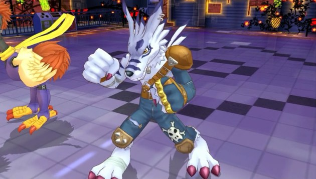 Weregarurumon Digimon Story Cyber Sleuth 02