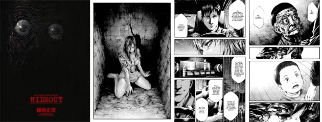 hideout-manga
