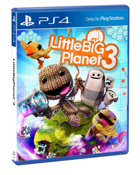 Little Big Planet 3 PAL