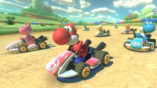 Mario Kart 8 DLC 12