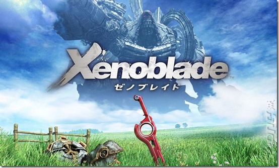Xenoblade Chronicles New Nintendo 3DS