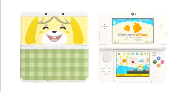 new 3ds carcasas 8