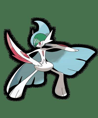 Mega Gallade Pokemon Rubi Omega Zafiro Alfa 00