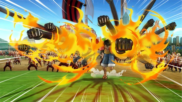 One Piece Pirate Warriors 3 01