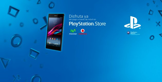 Pagar Movil PS Store
