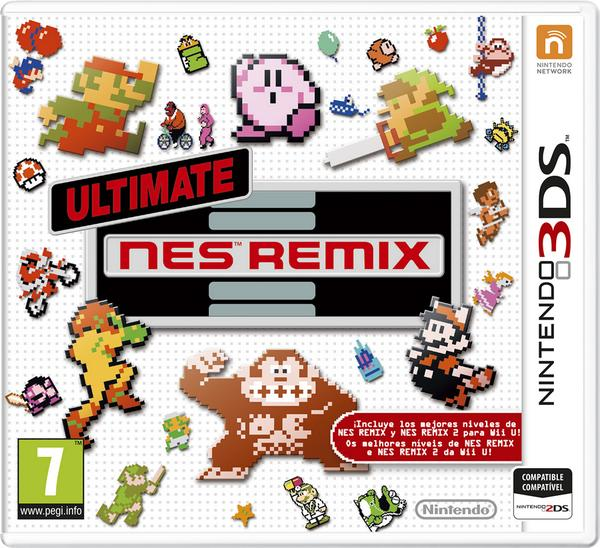 Ultimate NES Remix 3DS PAL