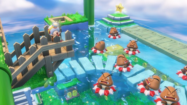 Captain Toad Treasure Tracker 08