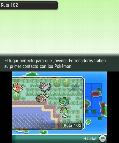 Cartonav Pokemon Rubi Omega Zafiro Alfa 04