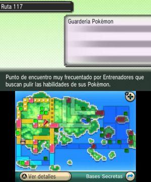 Cartonav Pokemon Rubi Omega Zafiro Alfa 07