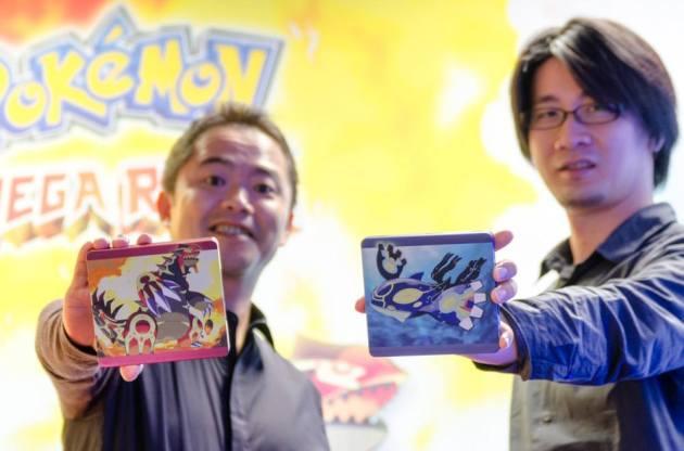 Junichi Masuda Shigeru Ohmori Pokemon