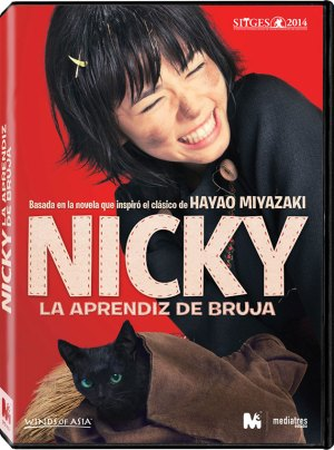 'Nicky la aprendiz de bruja' (imagen real): fecha de ...