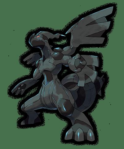 Zekrom Pokemon Rubi Omega Zafiro Alfa 00