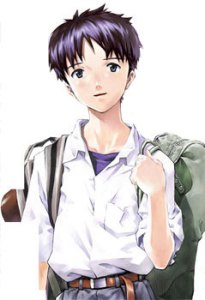 Evangelion manga 14