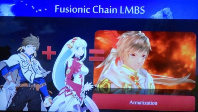 Fusionic Chain