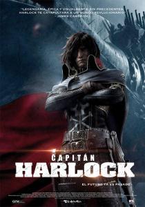 Capitan Harlock El Futuro Ya es Pasado