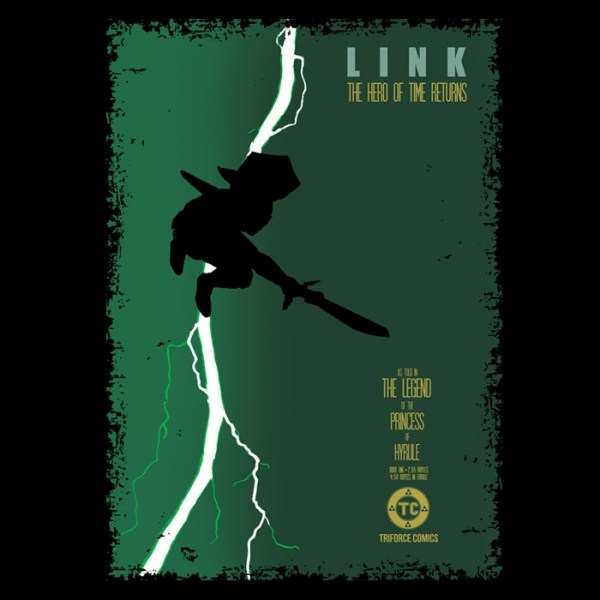Link The hero of time returns