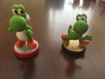 Amiibo Yoshi Super Mario