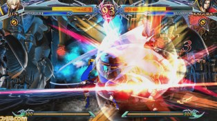 BlazBlue Chrono Phantasma Extend Famitsu 01