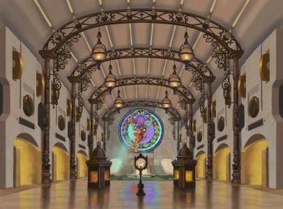Kingdom Hearts Fragmented Keys art 01