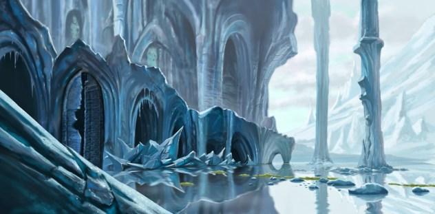 Kingdom Hearts Fragmented Keys art 18